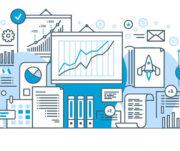 Como a competitividade empresarial é afetada pela interpretação de dados?