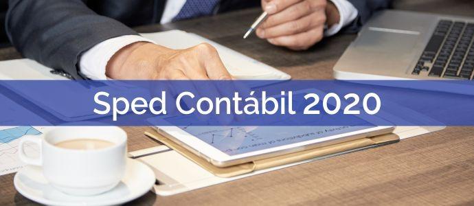 icone SPED Contábil 2020: confira as principais informações