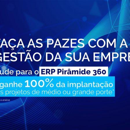 """icone Procenge lança campanha """"Troque seu ERP"""