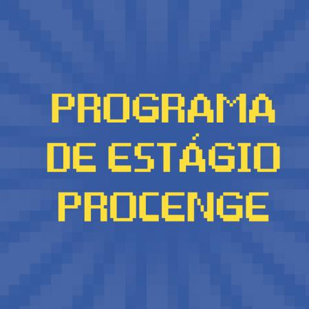 icone Programa de Estágio da Procenge está com inscrições abertas