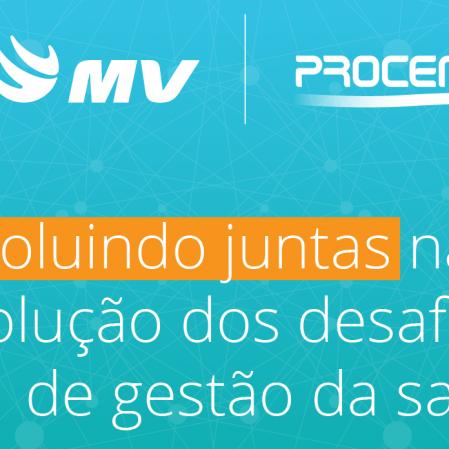 icone MV investe em tecnologia para o mercado de Saúde junto à Procenge