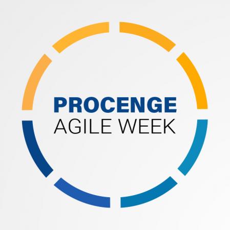 icone Agile Week: Procenge realiza semana de agilidade para colaboradores