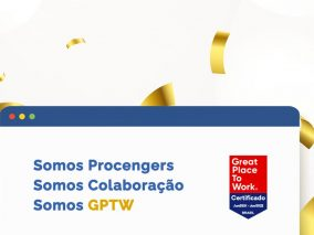 GPTW: Procenge comemora selo Great Place to Work