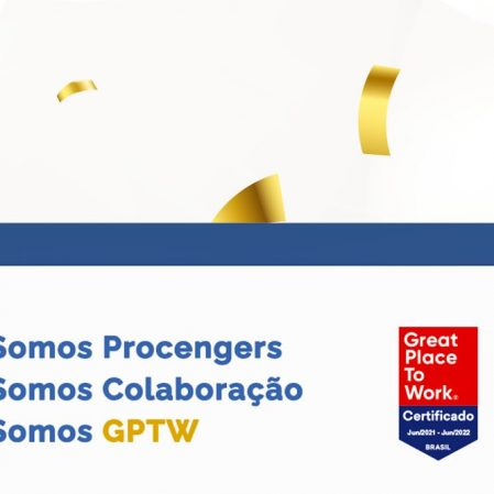 icone GPTW: Procenge comemora selo Great Place to Work